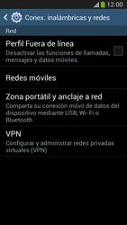 Configura el hotspot móvil - Samsung Galaxy Zoom S4 - C105 - Passo 5