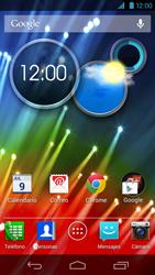 Conecta con otro dispositivo Bluetooth - Motorola RAZR HD  XT925 - Passo 1