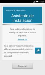 Activa el equipo - Alcatel Pop S3 - OT 5050 - Passo 4