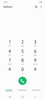 Cómo ver dos aplicaciones a la vez en pantalla - Samsung Galaxy S20 - Passo 3