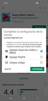 Instala las aplicaciones - Samsung S10+ - Passo 18