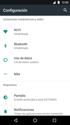 Configura el Internet - Motorola Moto G5 - Passo 6
