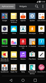 Envía fotos, videos y audio por mensaje de texto - LG V10 - Passo 2
