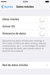 Desactiva tu conexión de datos - Apple iPhone 4s - Passo 4