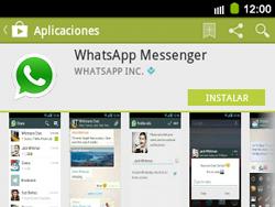 Instala las aplicaciones - Samsung Galaxy Y Pro GT - B5510 - Passo 16