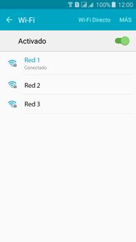 Configura el WiFi - Samsung Galaxy J7 - J700 - Passo 8