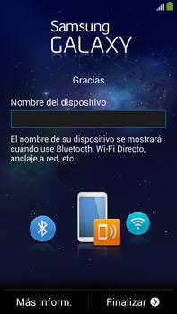 Activa el equipo - Samsung Galaxy Note Neo III - N7505 - Passo 15