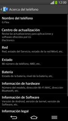 Actualiza el software del equipo - LG G Flex - Passo 7