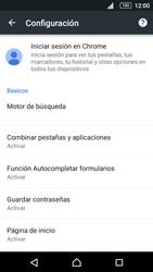 Configura el Internet - Sony Xperia Z5 Compact - E5823 - Passo 25