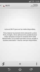 Configura el WiFi - Sony Xperia Z2 D6503 - Passo 5