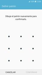 Desbloqueo del equipo por medio del patrón - Samsung Galaxy S7 - G930 - Passo 9