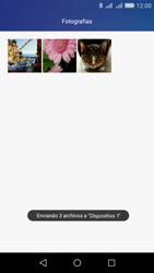 Transferir fotos vía Bluetooth - Huawei Y6 - Passo 12