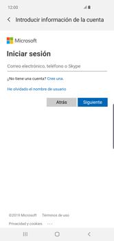Configura tu correo electrónico - Samsung S10+ - Passo 8