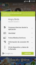 Instala las aplicaciones - Samsung Galaxy A3 - A300M - Passo 18