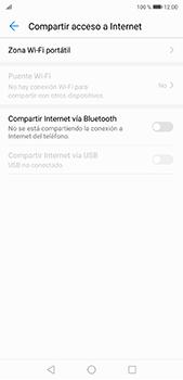 Comparte la conexión de datos con una PC - Huawei P20 Pro - Passo 5