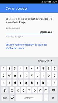 Crea una cuenta - Samsung Galaxy A7 2017 - A720 - Passo 10