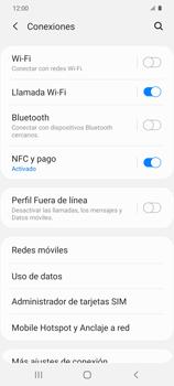 Configura el hotspot móvil - Samsung Galaxy S20 - Passo 5