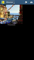 Transferir fotos vía Bluetooth - Samsung Galaxy Zoom S4 - C105 - Passo 4