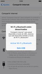 Configura el hotspot móvil - Apple iPhone 6 - Passo 7