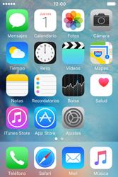 Crea una cuenta - Apple iPhone 4s - Passo 1