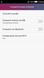 Comparte la conexión de datos con una PC - Huawei Y3 II - Passo 7