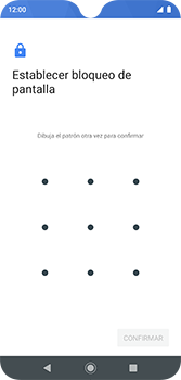 Desbloqueo del equipo por medio del patrón - Motorola Moto G7 Plus - Passo 9