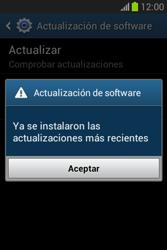 Actualiza el software del equipo - Samsung Galaxy Fame Lite - S6790 - Passo 10