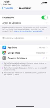 Uso de la navegación GPS - Apple iPhone 11 - Passo 6