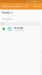 Envía fotos, videos y audio por mensaje de texto - Samsung Galaxy S6 Edge - G925 - Passo 8
