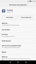 Limpieza de aplicación - Huawei Cam Y6 II - Passo 4