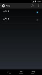 Configura el Internet - Motorola Moto G - Passo 16