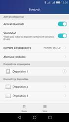 Conecta con otro dispositivo Bluetooth - Huawei Y6 - Passo 7