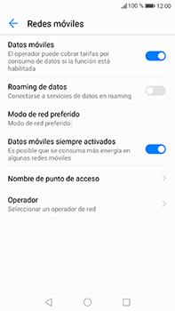 Desactiva tu conexión de datos - Huawei P10 Plus - Passo 4