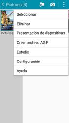 Transferir fotos vía Bluetooth - Samsung Galaxy A3 - A300M - Passo 8