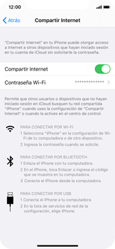 Configura el hotspot móvil - Apple iPhone 11 Pro - Passo 8