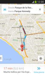 Uso de la navegación GPS - Samsung Galaxy Trend Plus S7580 - Passo 13