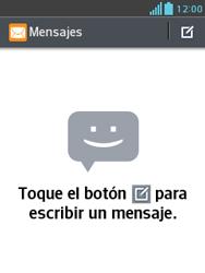 Envía fotos, videos y audio por mensaje de texto - LG Optimus L3 II - Passo 3