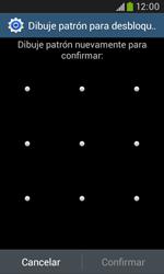 Desbloqueo del equipo por medio del patrón - Samsung Galaxy Trend Plus S7580 - Passo 10
