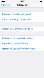 Restaura la configuración de fábrica - Apple iPhone 7 - Passo 5