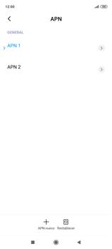 Configura el Internet - Xiaomi Redmi Note 9 Pro - Passo 17