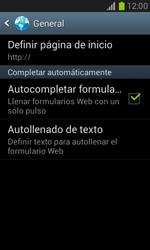 Configura el Internet - Samsung Galaxy Win - I8550 - Passo 23