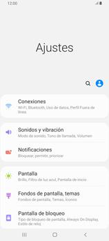 Desactiva tu conexión de datos - Samsung Galaxy A80 - Passo 3