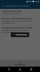 Actualiza el software del equipo - HTC One M9 - Passo 8