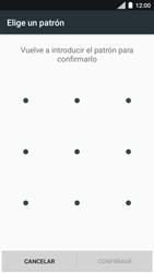 Desbloqueo del equipo por medio del patrón - Motorola Moto C - Passo 10