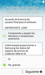 Activa el equipo - Samsung Galaxy Core Prime - G360 - Passo 9
