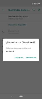 Conecta con otro dispositivo Bluetooth - Motorola One Vision (Single SIM) - Passo 7