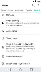 Actualiza el software del equipo - LG G5 - Passo 5