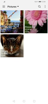 Envía fotos, videos y audio por mensaje de texto - Huawei P30 - Passo 15