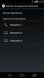 Transferir fotos vía Bluetooth - Motorola Moto G - Passo 11