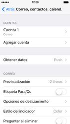 Configura tu correo electrónico - Apple iPhone SE - Passo 17